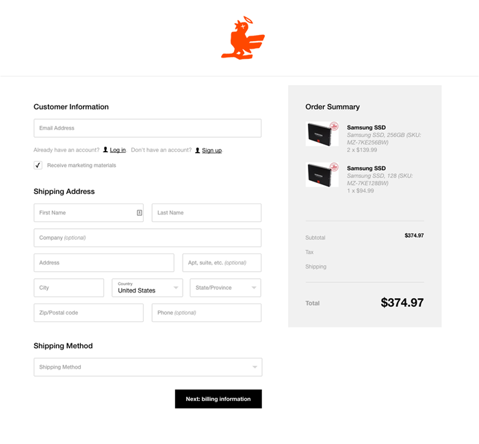LightCMS Bolsters eCommerce Offering With Store Users & Updated Checkout