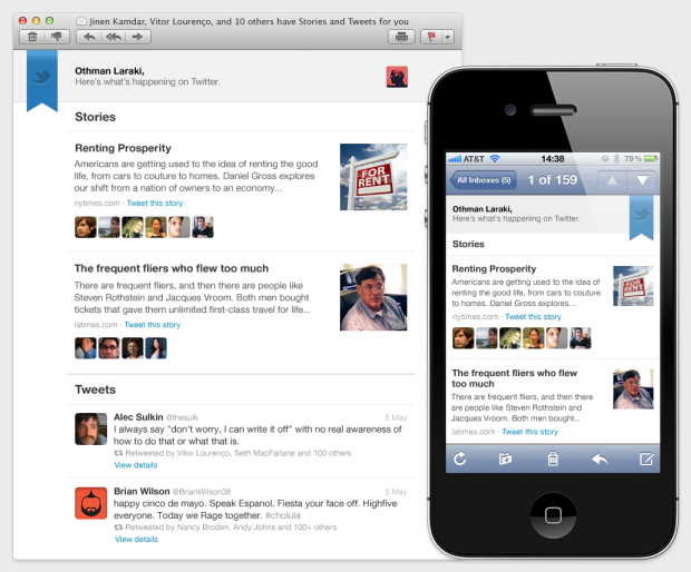 Twitter automatically opts all users in to new Weekly Email Digest offering